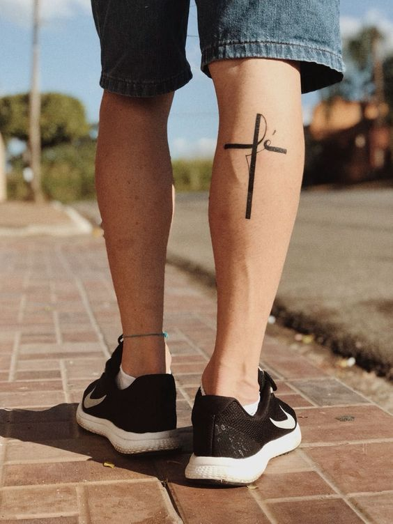 5 Simple Cross Tattoos Ideas For Guys