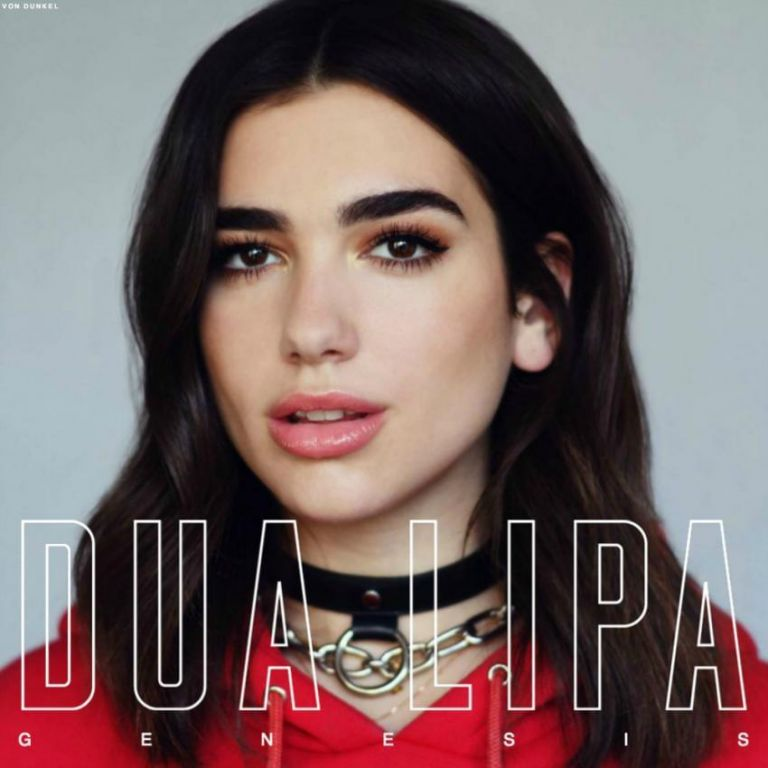 Genesis - Dua Lipa Lyrics